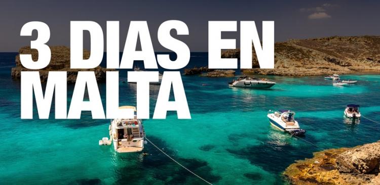 Malta en 3 días
