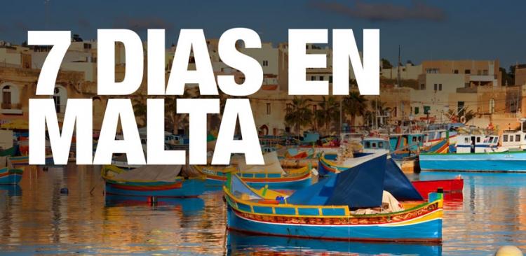 Malta en 7 días