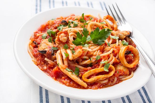 pasta-with-calamari