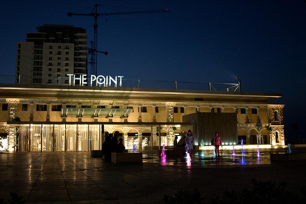 the point sliema