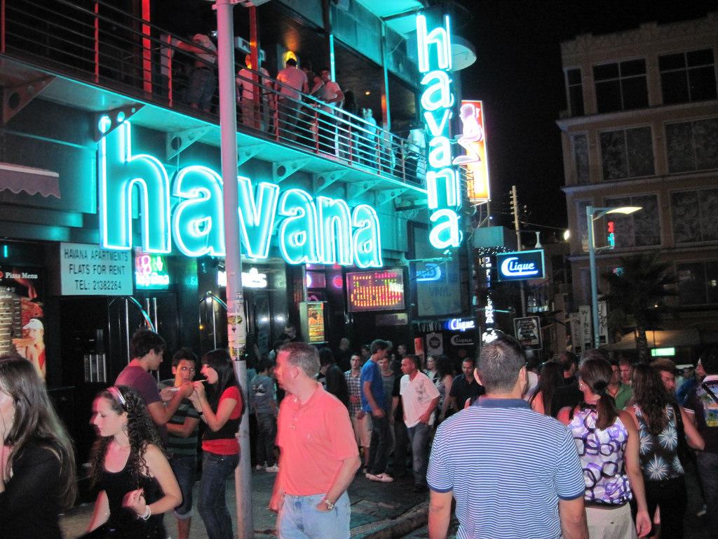 Havana club Malta