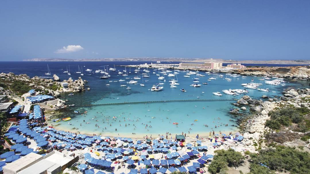 Playa paradise bay