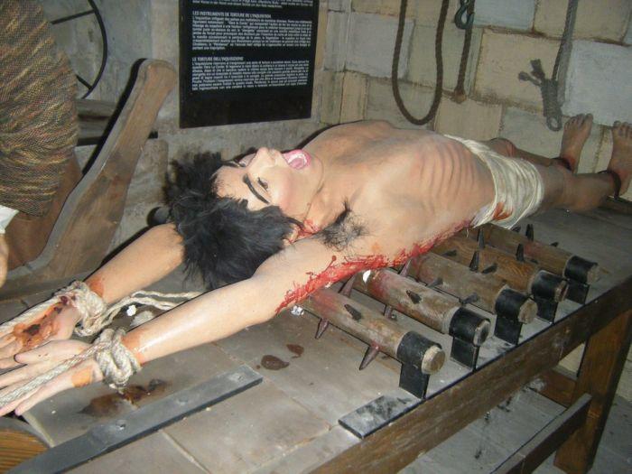 Museo de la tortura Mdina
