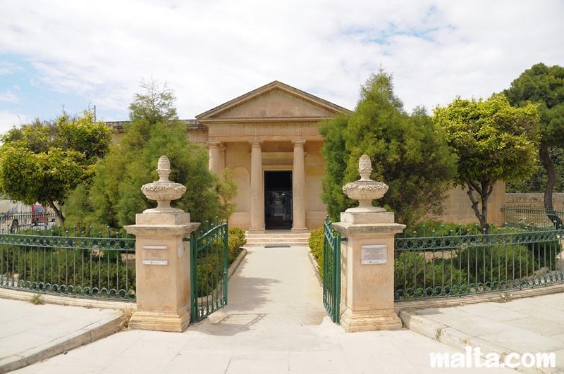 Domus de Rabat en Malta